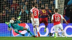 Ospina ferma Messi