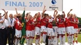 La prima vittoria dell'Arsenal Ladies