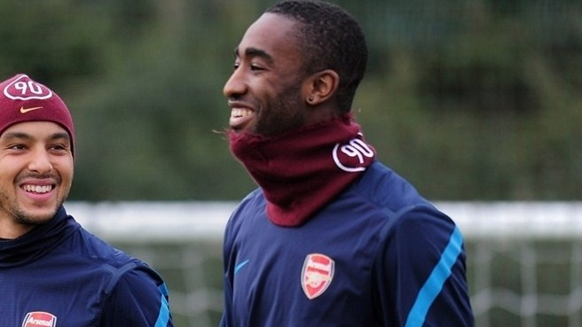 Arsenal: Djourou all'Hannover