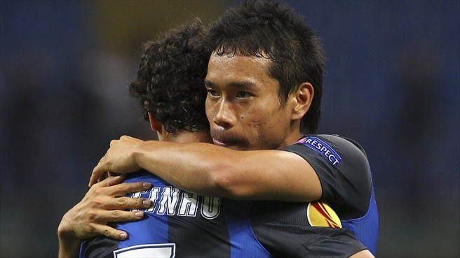 Nagatomo salva l'Inter