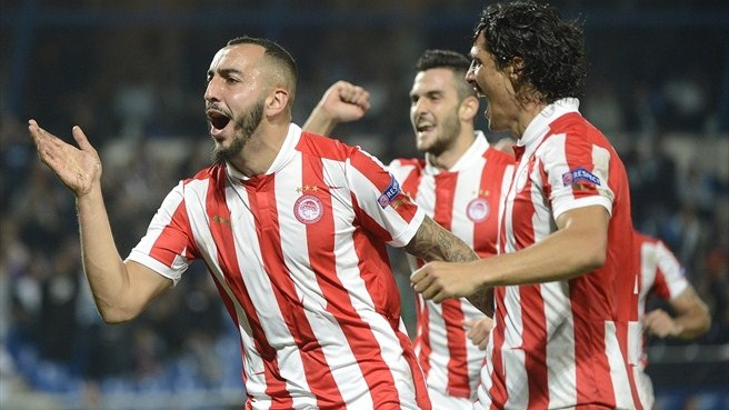 Colpo Olympiacos a Montpellier