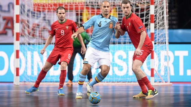 Master the Ball: tutto sul futsal