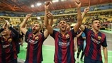 Highlights: Barcellona - Sporting