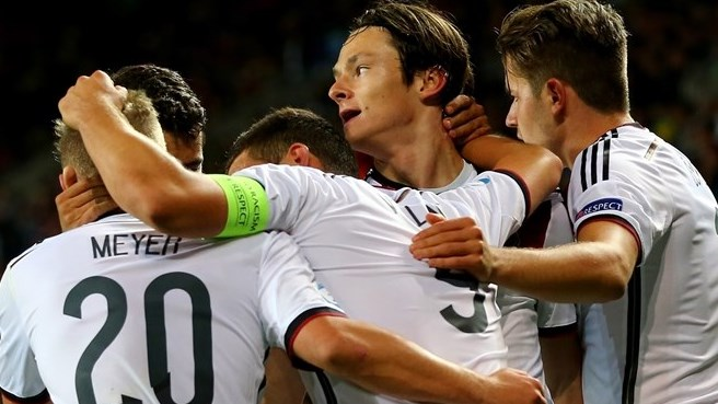 Germania in semifinale, delusione ceca