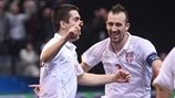 Highlights: Portogallo - Serbia 1-3