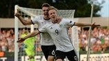 Highlights: Austria - Germania