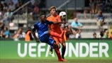 Highlights: Olanda - Francia
