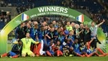 Highlights: Francia - Italia 4-0