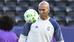 Guarda il Real Madrid prepararsi per la Supercoppa