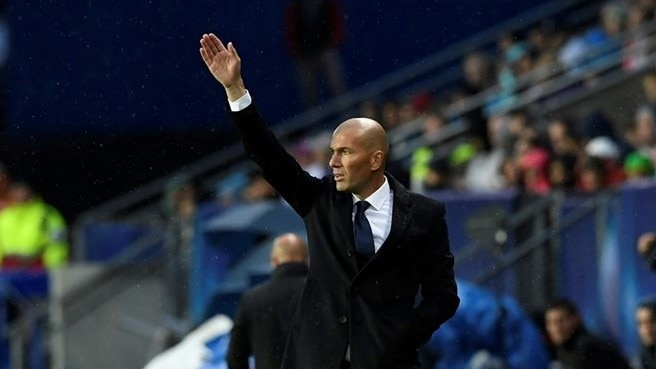 Zidane centra la doppietta in Supercoppa