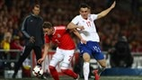 Highlights: Galles - Serbia