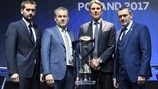 Group A coaches (UEFA European Under-21 Championship finals draw)