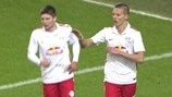 Highlights di UEFA Youth League: Salzburg - Man. City
