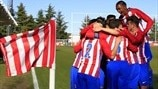 Highlights: Atletico - Siviglia