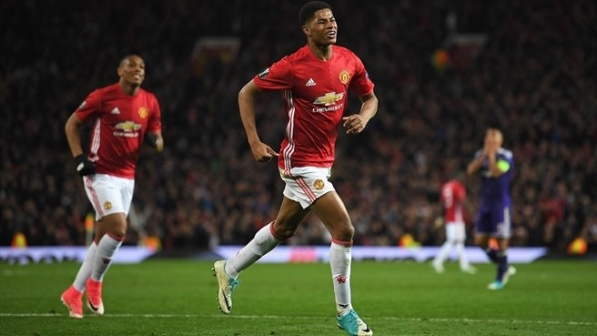 Rashford spinge lo United in semifinale