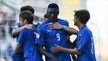 Highlights U17: Croazia - Italia