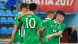 Highlights U17: Irlanda ancora viva