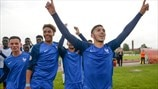 Highlights U17: la Francia supera la Scozia