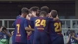 Highlights: Barcellona-Juventus