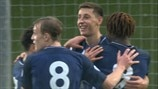 Highlights UEFA Youth League: Real Madrid - Tottenham 1-1