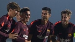 Highlights UEFA Youth League: Juventus - Barcelona 0-1