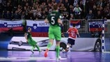 Highlights: Italia - Slovenia 1-2