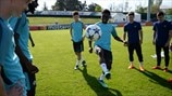 UEFA Youth League Skills Challenge: Chelsea - Barcellona