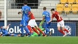 Highlights U19 EURO: Ucraina - Inghilterra 1-1