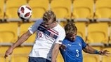 Highlights U19 EURO: Italia - Norvegia 1-1