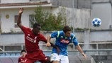 Highlights Youth League: Napoli - Liverpool 1-1