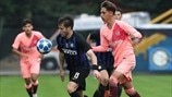Highlights Youth League: Inter - Barcellona 0-2