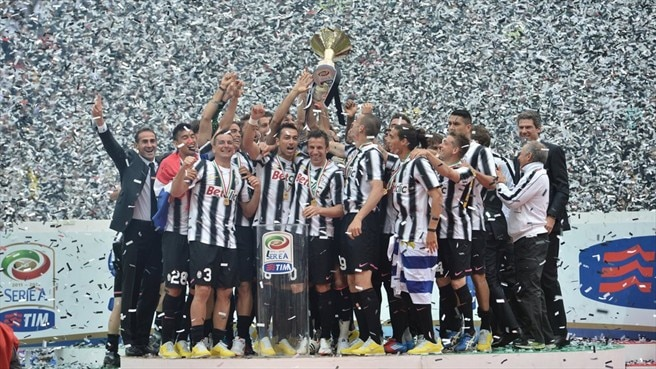 Juve da record, Udinese in Champions