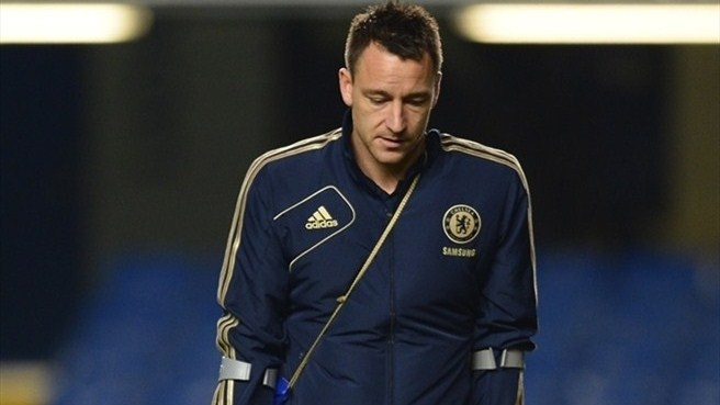 Il Chelsea perde Terry