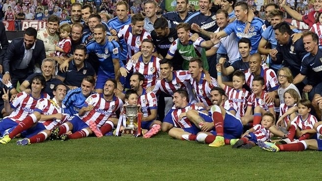 Real ko, la Supercoppa è dell'Atletico