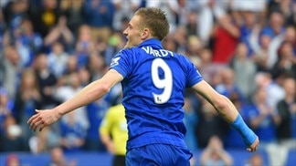L'incredibile ascesa di Jamie Vardy