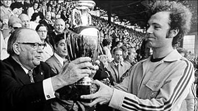 1972: La Germania Ovest domina il torneo