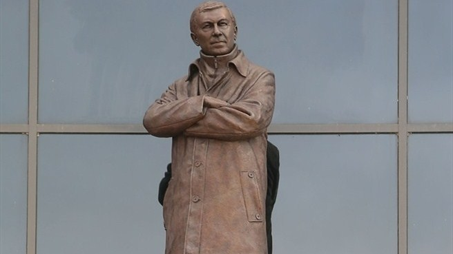 Sir Alex, statua all'Old Trafford