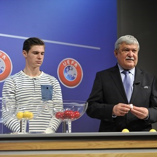 2015/16 UEFA European Under-17 Championship elite round draw