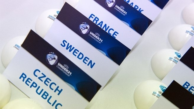 2019 UEFA European Under-21 Championship qualifying draw