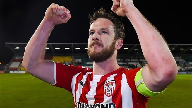 Il Derry piange Ryan McBride