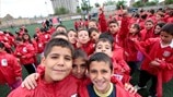 UEFA Grassroots Day in Europa
