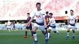 Highlights Youth League: Barcellona - Tottenham 0-2