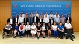 UEFA Football and Social Responsibility Partner Workshop 2017