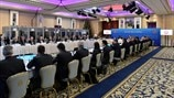 UEFA Executive Committee meeting in Dublin