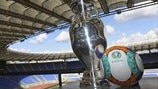 UEFA EURO 2020 in 12 host cities across Europe